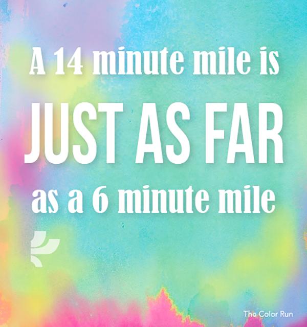 blog - 14 min mile