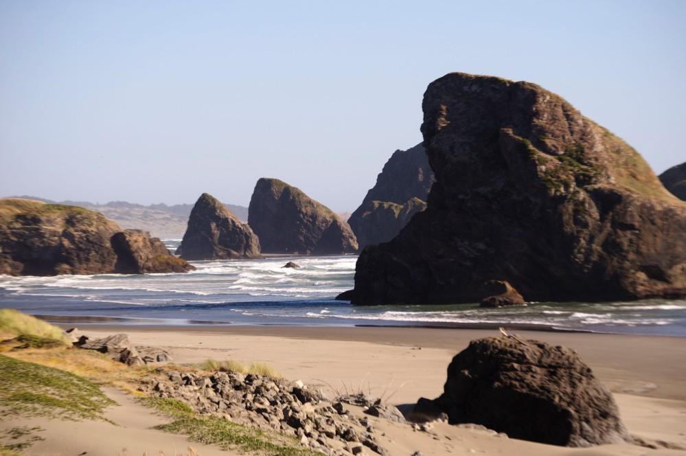 Oregon Haystacks